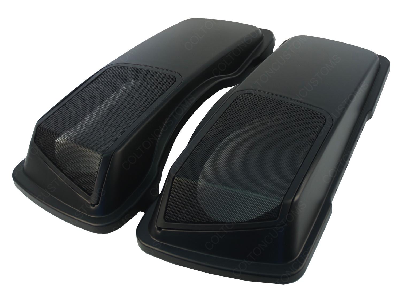 6x9 Saddlebag Speaker Lids for 1994-2013 Harley Touring Electra Street Road Glide