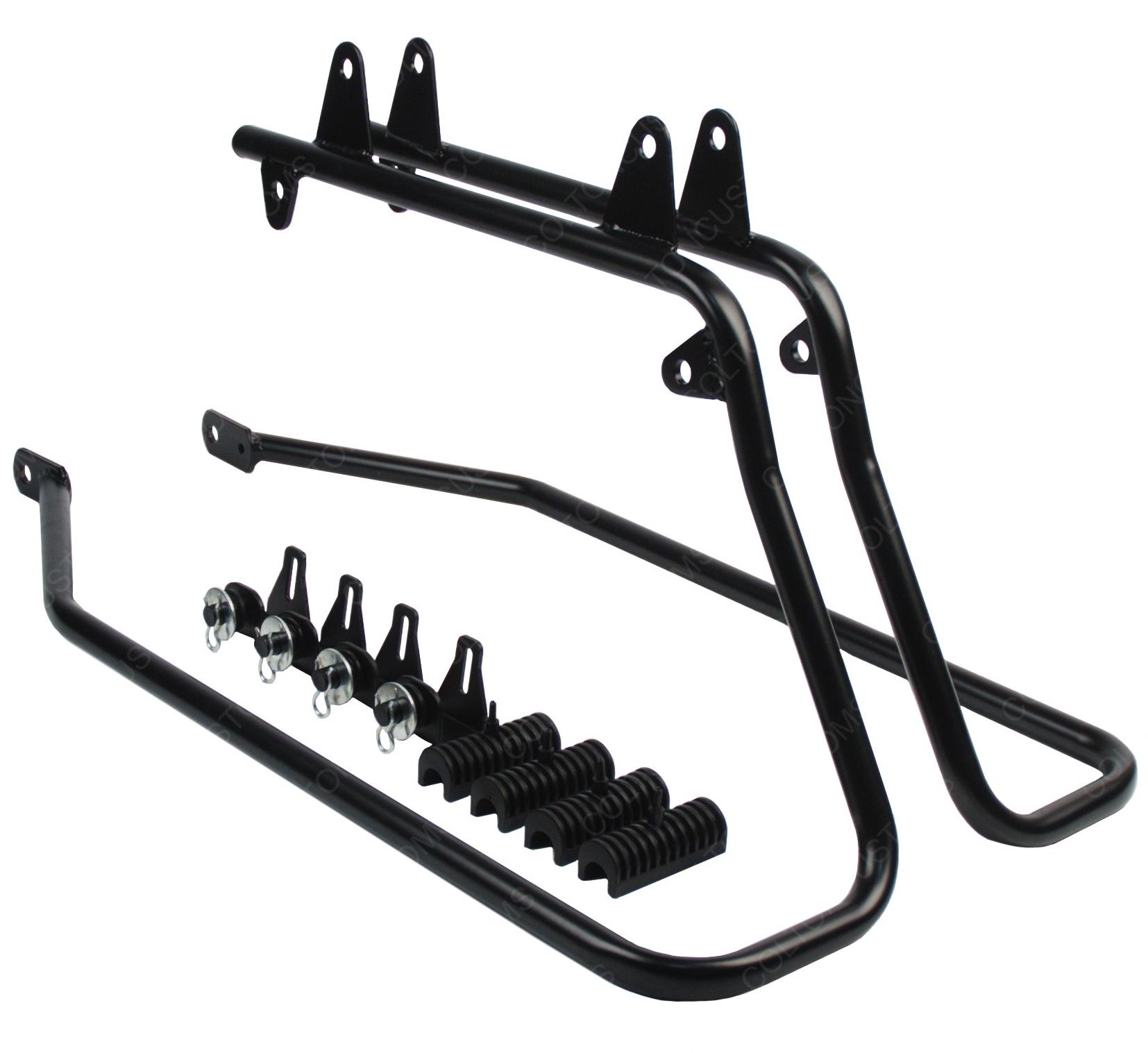 Heavy Duty Softail Bagger Conversion Kit Brackets For Harley Davidson Ebay